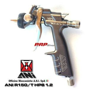Ani-R150-T-Hps-1-2-Mini-Aerografo-Pistola-A-Spruzzo-Verniciatura-Professionale