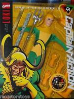 ROUND 2 LLC. RDZ Captain Action Loki Deluxe Costume Set RDZCA1006 Toys