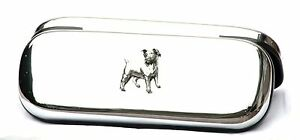 100% Vrai Jack Russel Pen Case & Ball Point Hunting Terrier Hound Gift Free Engraving 199
