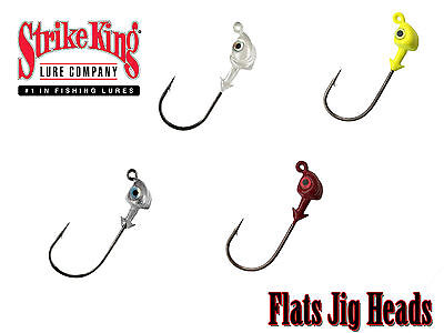 Strike King Squadron Swimbait Jig Heads Select Color//Size