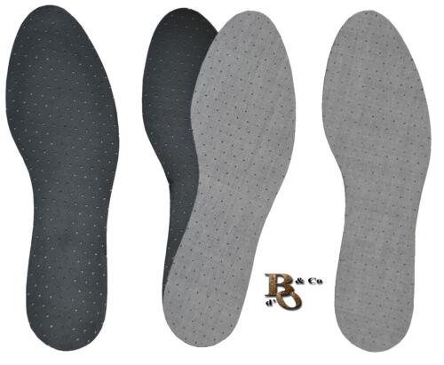 Semelles Latex Charbon Actif Anti Odeur Anti Transpiration Eté Fibrane Chaussure
