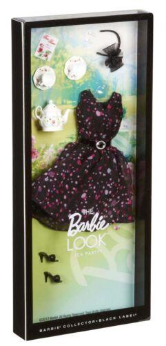 Bambola Barbie Collector abito moda il look-Tea Party-BLACK LABEL-X9190