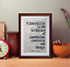 Brene Brown  Quote dictionary page art print poster literary gift quotes