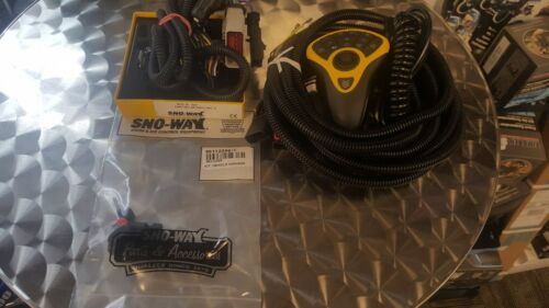 """SNOWAY PRO CONTROL 2 WIRED CONTROLLER /""""NEW IN BOX/"""" 99101124"""