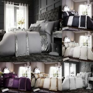 Image Is Loading New Glamorous Luxurious Duvet Cover Sets Bedding Sets