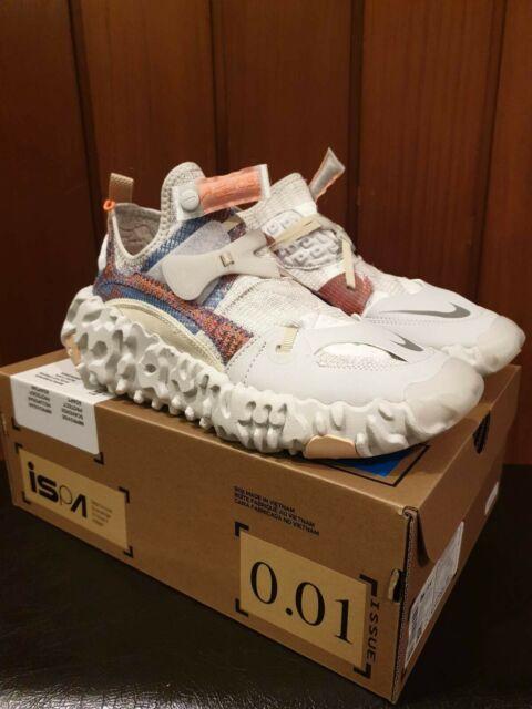 Nike OverReact Flyknit ISPA Summit White Mens shoes - CD9664-100 US9