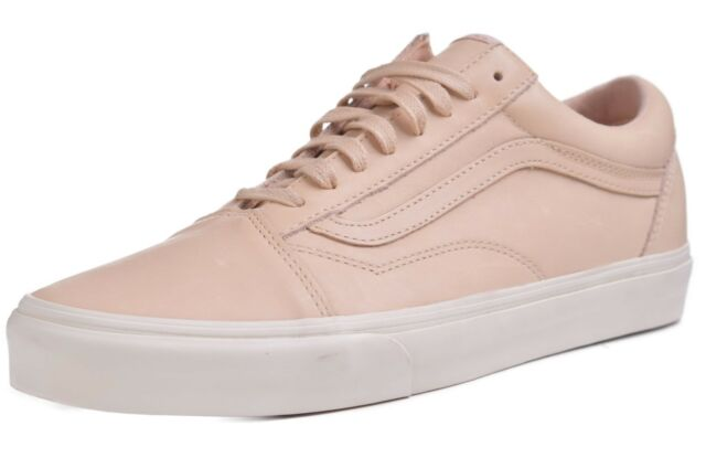 2995550e27 VANS Old Skool DX Veggie Tan Leather tan Vn0a32gjlui Mens 9.5 Womens ...