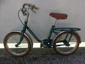 2 poignées de guidon de vélo enfant marque Sufficit  vintage rétro tricycle  NOS