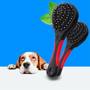 Double-Sides-Dog-Cat-Comb-Pet-2-Faces-Puppy-Brush-Groomings-Tool-Long-Short-PTH