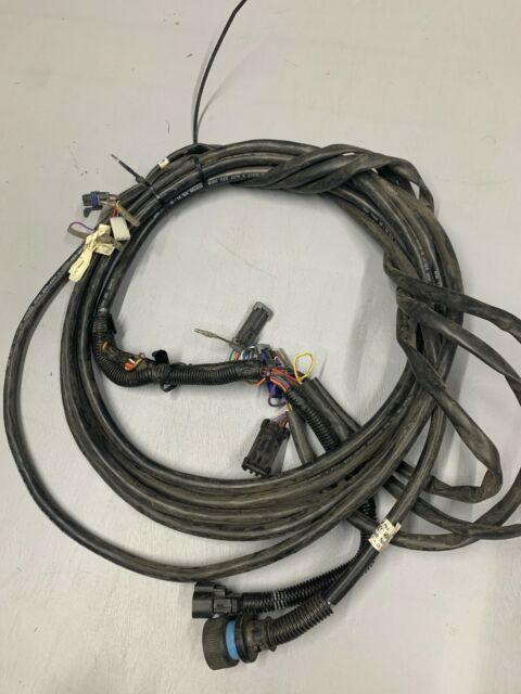 84 896537a24 Mercury Optimax Marine Outboard Engine Motor Wire Harness Assembly For Sale Online Ebay