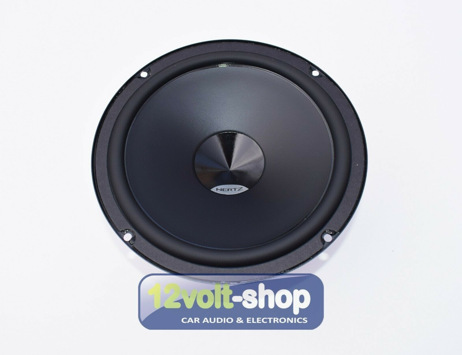 60W 90dB BlackMusic Speakers ULS-165 Altoparlanti coassiali 2 vie 165mm