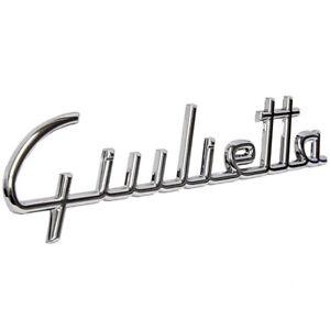 Logo Original Trunk ALFA ROMEO Giulietta Badge Emblem Manufacturer 0050510139