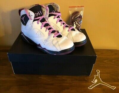 Air Jordan 7 Retro GG Girls Shoes White