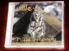 Nile: In The Beginning CD 2006 Anubis / Megaforce Records USA MEGA2075