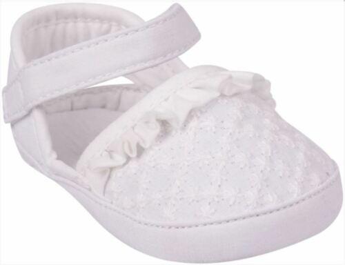 DeDavide Baby Schuhe Sandalen Prinzessinenschuhe mit Klettverschluss 0-12 Monate