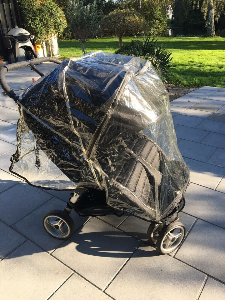 Klapvogn, Baby Jogger Baby jogger City Mini double,