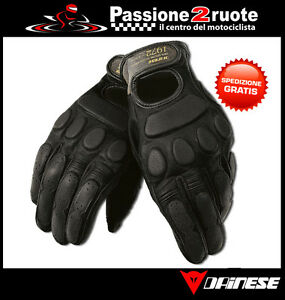 gants dainese cuir black jack noir harley davidson buell guzzi morini agusta ebay. Black Bedroom Furniture Sets. Home Design Ideas