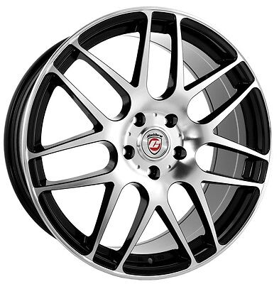 """20"""" VOLKSWAGEN TRANSPORTER T5 CALIBRE EXILE COMMERCIAL ALLOY WHEELS AND TYRES."""