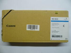 Original-Canon-PFI-707C-Cian-Imageprograf-iPF830-iPF840-iPF850-En-Ovp-03-2020