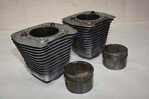 1985-Harley-Davidson-FLTC-Tour-Glide-Cylinder-Barrels-Jugs-Pistons