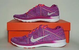 new concept 75fa3 13314 Image is loading NIKE-WOMEN-039-S-FREE-TR-FLYKNIT-RUNNING-