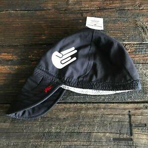 51314cdaa6a SHOCKER  GLOW-N-DARK  on Black Welding Hat Welder Hats Cap Biker ...