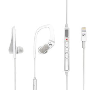 Astonishing Sennheiser Ambeo Smart Headset Headphones Ios 3D Video Sound White Wiring Database Obenzyuccorg