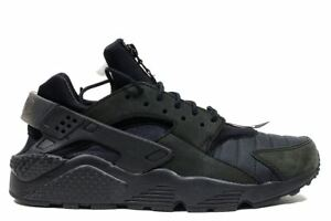 Image is loading Nike-Air-Huarache-Run-034-NYC-Black-034- fc2b00b6e