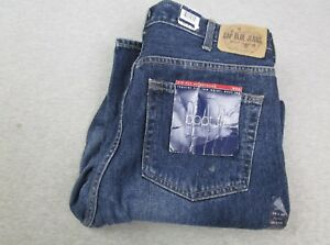 Boot hommes Fit normale 35x30 Denim Jeans Nwt taille basse Usa pour Blue taille Gap qWUHWgt6