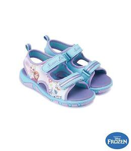 Disney Die Eiskönigin Sandalen Größen 25 26 27 28 29 30