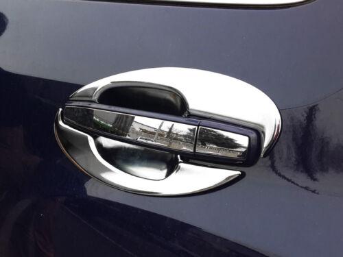 Zubehör für Chevrolet Trax Türgriffe Mulden Chrom Blenden Tuning Türgriffmulden