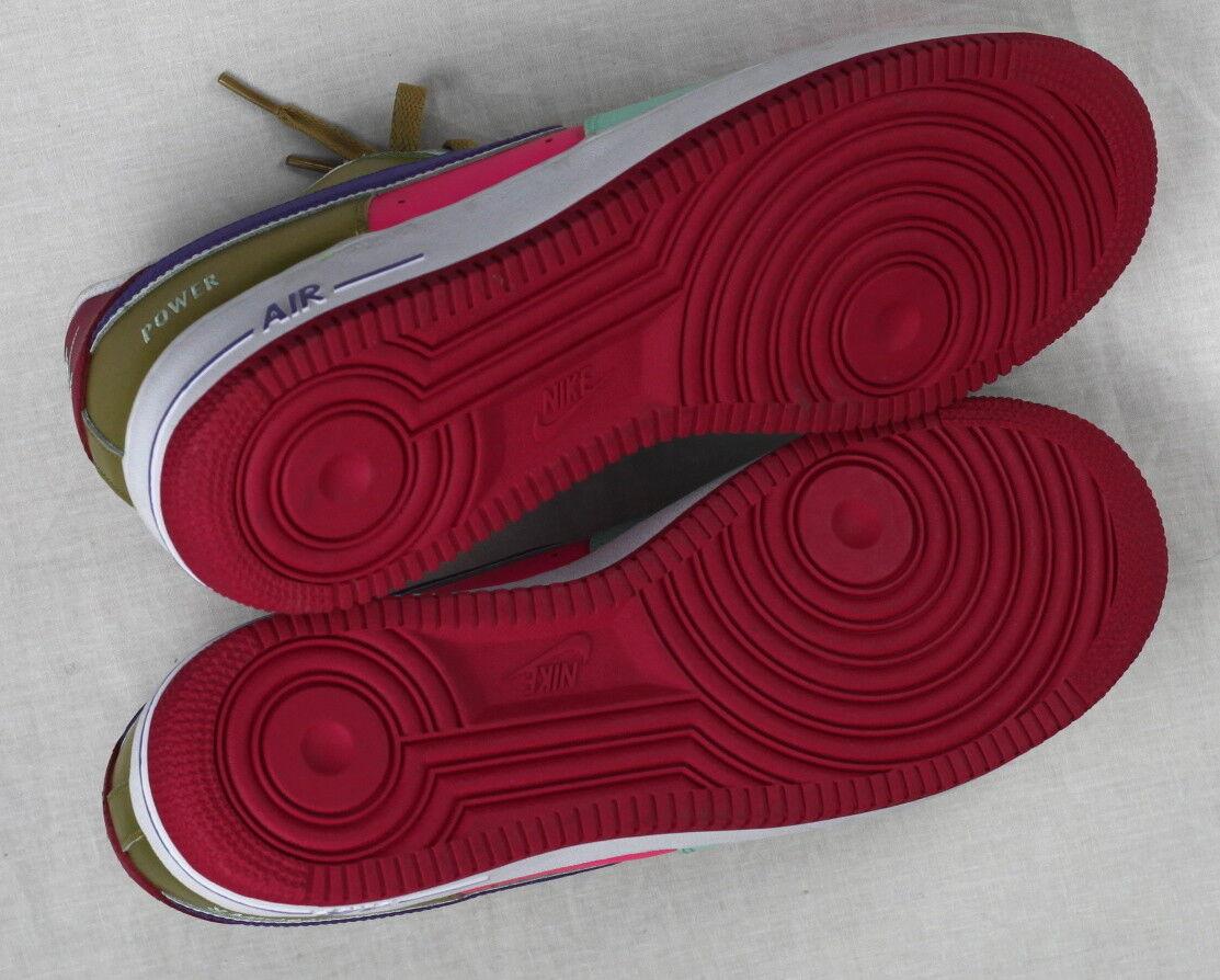 Nike Air Air Force 1 Flower Power schuhe schuhe schuhe easter multi Farbe New w o Box NWOB 12 d75007