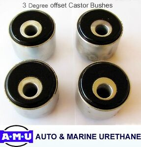 3-Degree-Castor-Correction-Bush-Kit-Fits-Toyota-Landcruiser-78-79-80-100-105