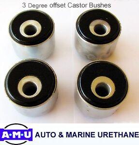3-Degree-Castor-Correction-Bush-Kit-Fits-Toyota-Landcruiser-78-79-80-100-105