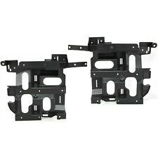 Headlamp Headlight Bracket Lh Left Amp Right Pair Set For Silverado Pickup Truck Fits More Than One Vehicle