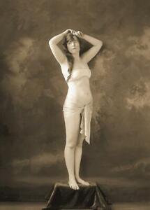 Vintage-Photo-Woman-Queenie-Ladovitch-1920-Photo-Print-5x7