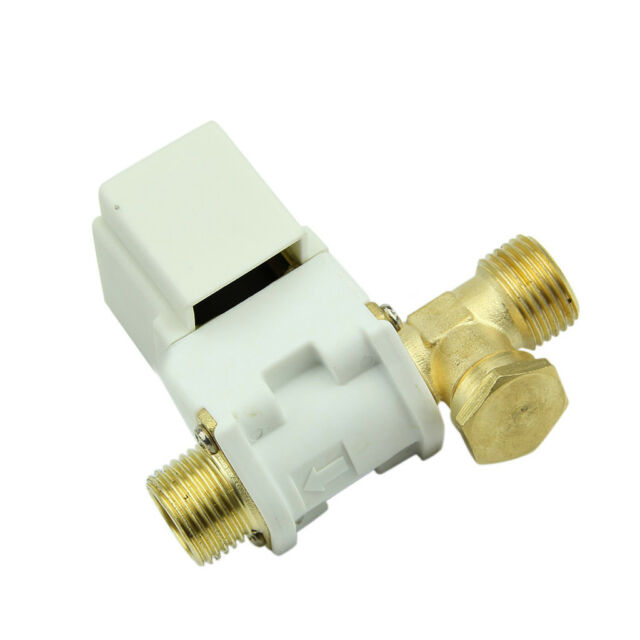 """1/2"""" Electric Solenoid Valve For Water Air N/C Normally Closed DC 12V Hot"""