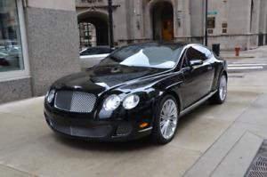 2008 Bentley Continental GT Speed Mulliner