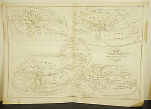 System-Geographical-Greek-Homer-Hesiod-Strabo-Hipparchus-Map-1838-Map