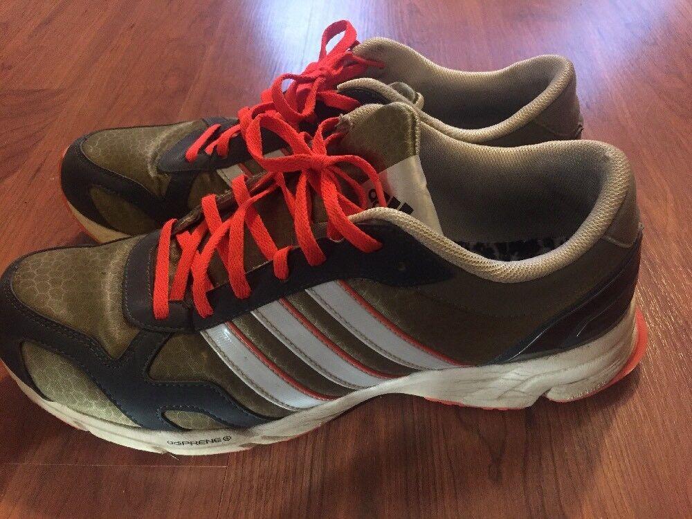 Adidas Marathon 10 Mens Running 2014 Training Shoes 11 Vintage 2014 Running adiPRENE fcaf3b