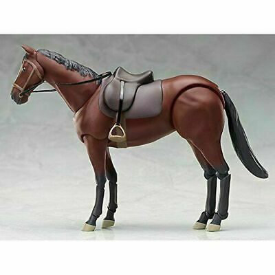 Figma 246a Horse Chestnut Ver PVC Figure Toy Gift