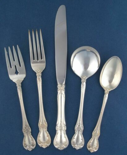 s 5pc Old Master by Towle Sterling Place Setting