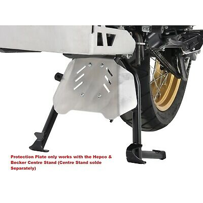 Honda CRF 1000 Africa Twin (2016-) Center Stand Protection Plate HEPCO & BECKER