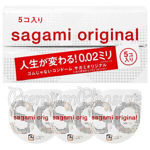 Sagami Original 002 12pcs Ultra Thin Condom 0.02 mm Made
