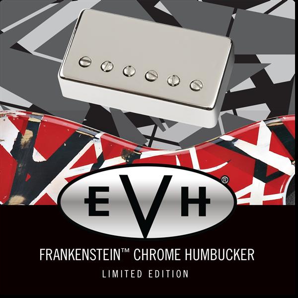 2e58a20c4e8 EVH Frankenstein Humbucker Pickup Chrome 0222136100 for sale online ...