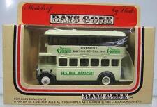 Lime Double Decker Bus~Llode Days Gone~Liverpool Festival Transport NIB