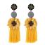 Women-Fashion-Bohemian-Crystal-Long-Tassels-Earrings-Elegant-Drop-Dangle-Jewelry thumbnail 8