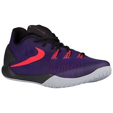 705363-560 Men\u0027s Nike HyperChase Court Purple/Black/Bright Crimson New In  Box