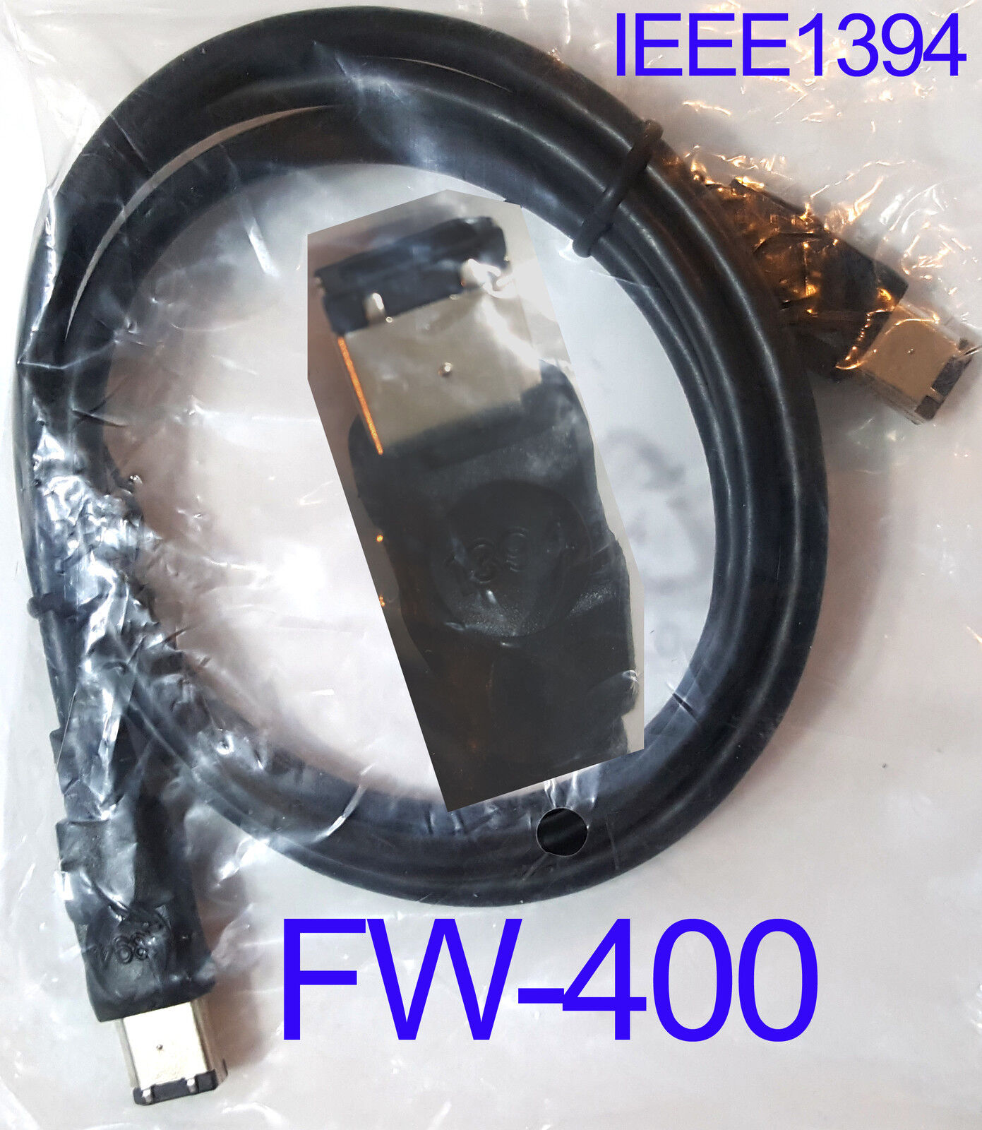 NEW 6' Ft FW400 Firewire IEEE-1394a Male 6-Pin Video Data Cable Scanner M Cord