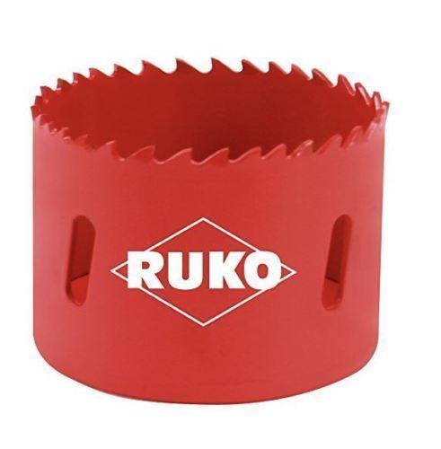 """Lochkreissäge Säge 5//8/"""" RUKO Bimetall-Lochsäge HSS variable Zahnung 16mm"""